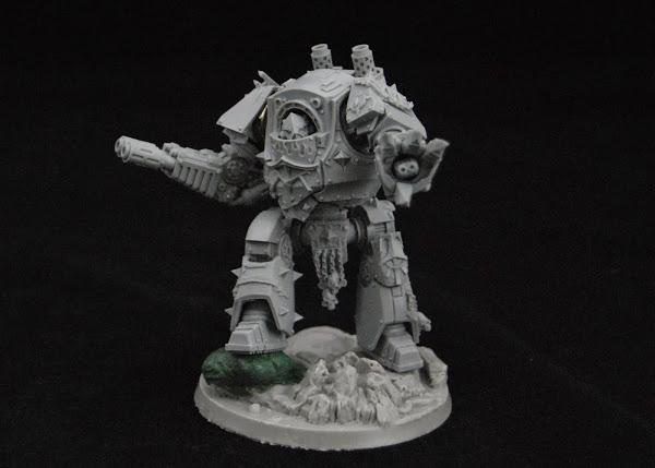 Warhammer 30k Sons of Horus  SOH_Contemptor_WIP_02