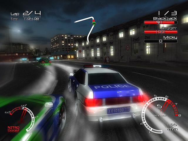 تحميل افضل العاب خفيفة للكمبيوتر 2013 (اكثر من 50 لعبة) Racers