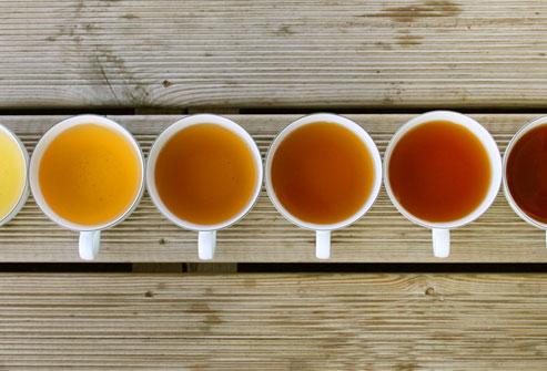 بالصور..أكلات تدمر صحة و بياض أسنانك!!!  Getty_rf_photo_of_various_teas_in_white_cups