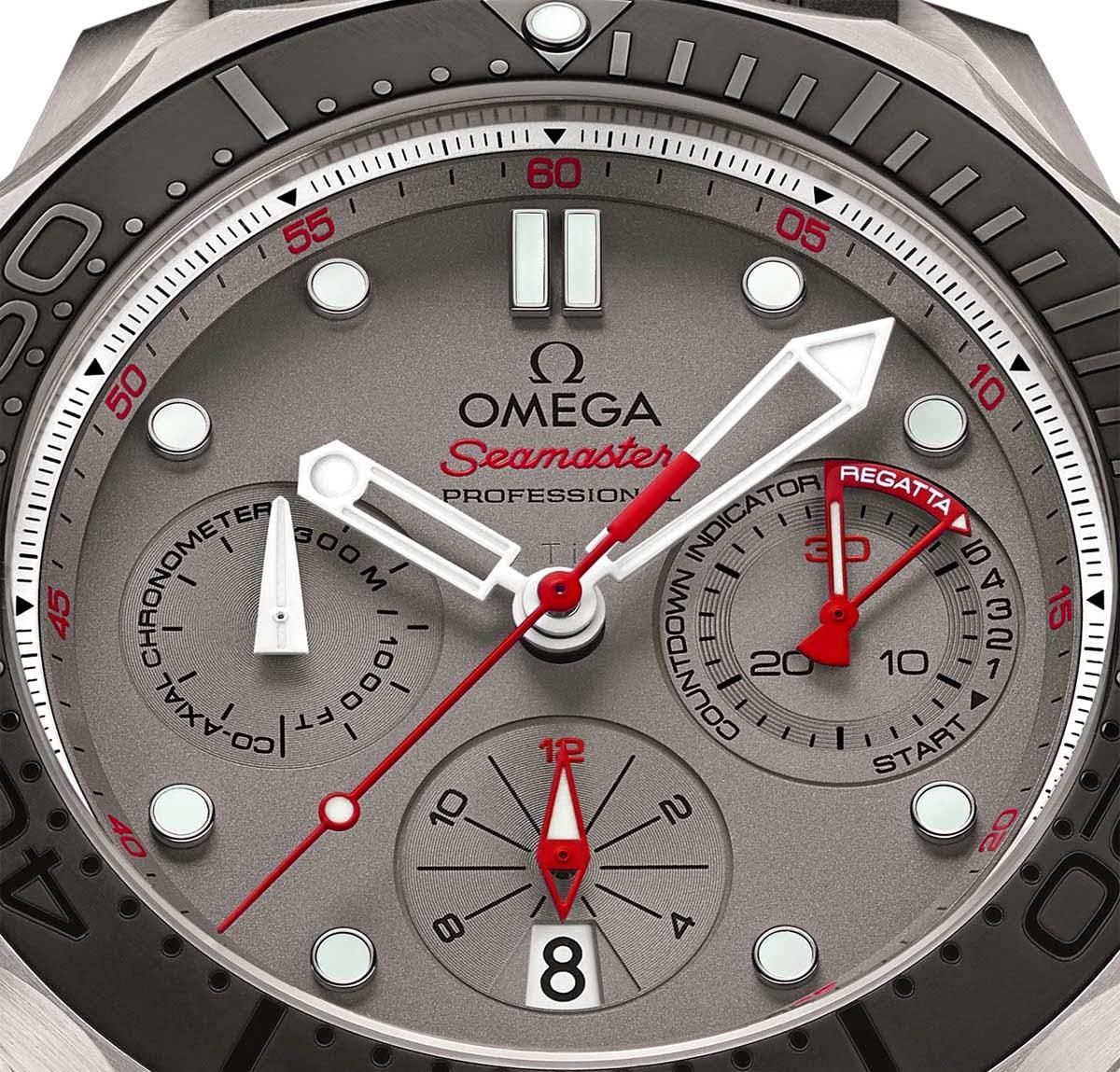 Omega Seamaster Diver 300M ETNZ Omega-SE_Diver_ETNZ_dial