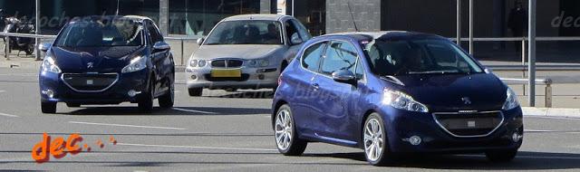 2012 - [Peugeot] 208 - berline [A90/1] Foto