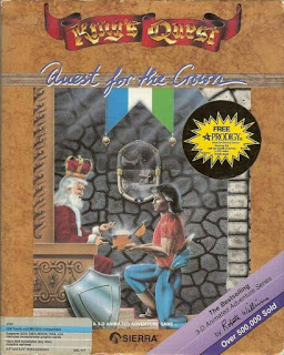 King's Quest I: Quest For The Crown King%2BQuest%2BI