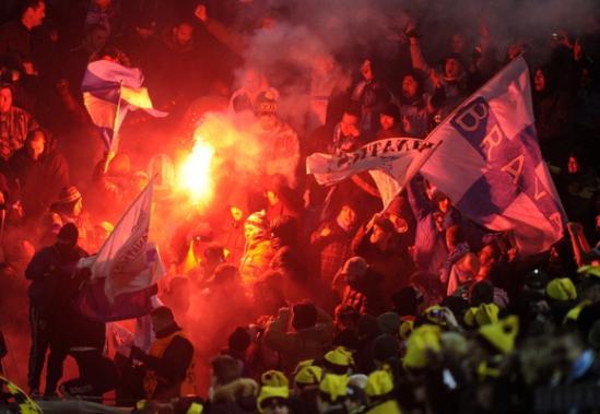 Olympique Marseille BVB_OM98