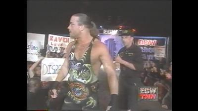 'Restling Rewind: ECW on TNN Episode 1 0003