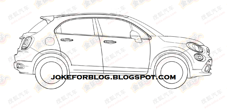 2014 - [Fiat] 500X - Page 5 2