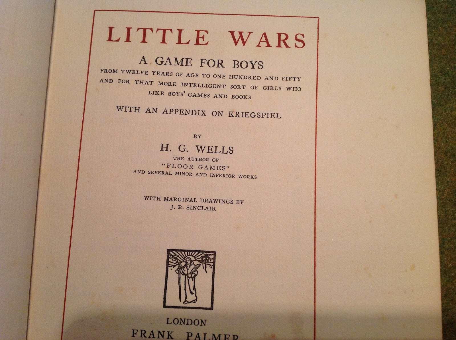 Little Wars: a game for boys... IMG_1198