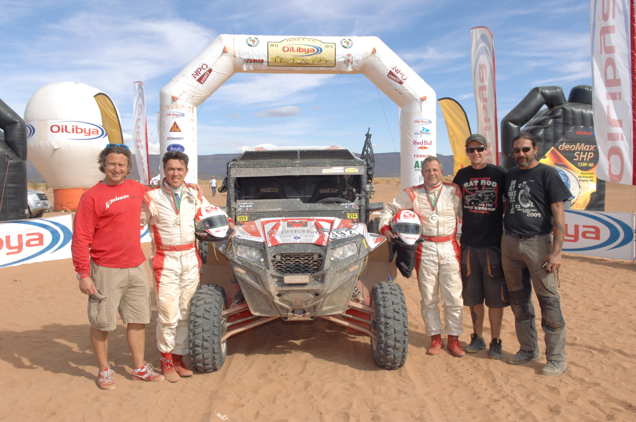 Smart FEBER Rallye Dakar (2013) 12MARD6FR8974