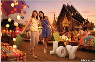 Những Tour Du Lịch Mua Sắm Tuyệt Vời Dịp Giáng Sinh Thailand-Shoping