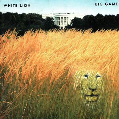 WHITE LION White_Lion-Big_Game-Frontal