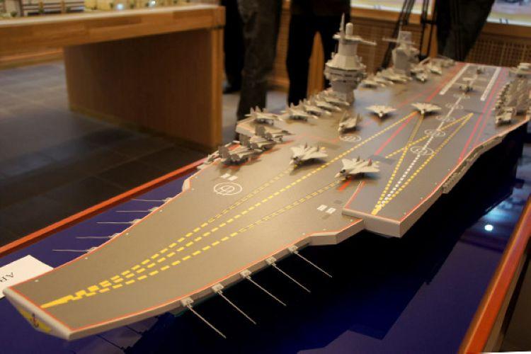 مستقبل البحرية الروسية  Proposed%2BRussian%2BAircraft%2BCarrier