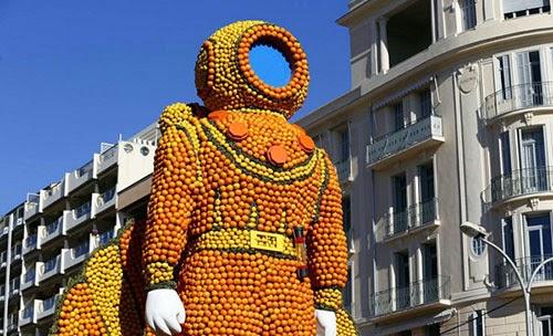 مهرجان الليمون والبرتقال في فرنسا 6