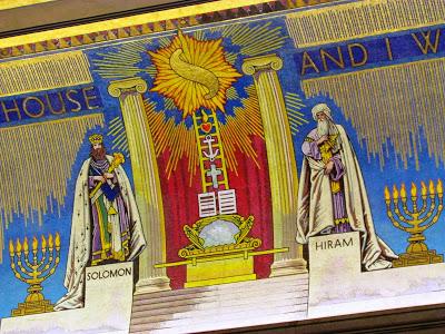Freemasons' Hall, The United Grand Lodge of England Freemason_burning_heart
