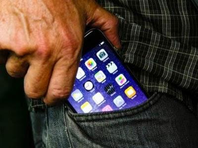 احذروا وضع الموبايل في جيوبكم 266