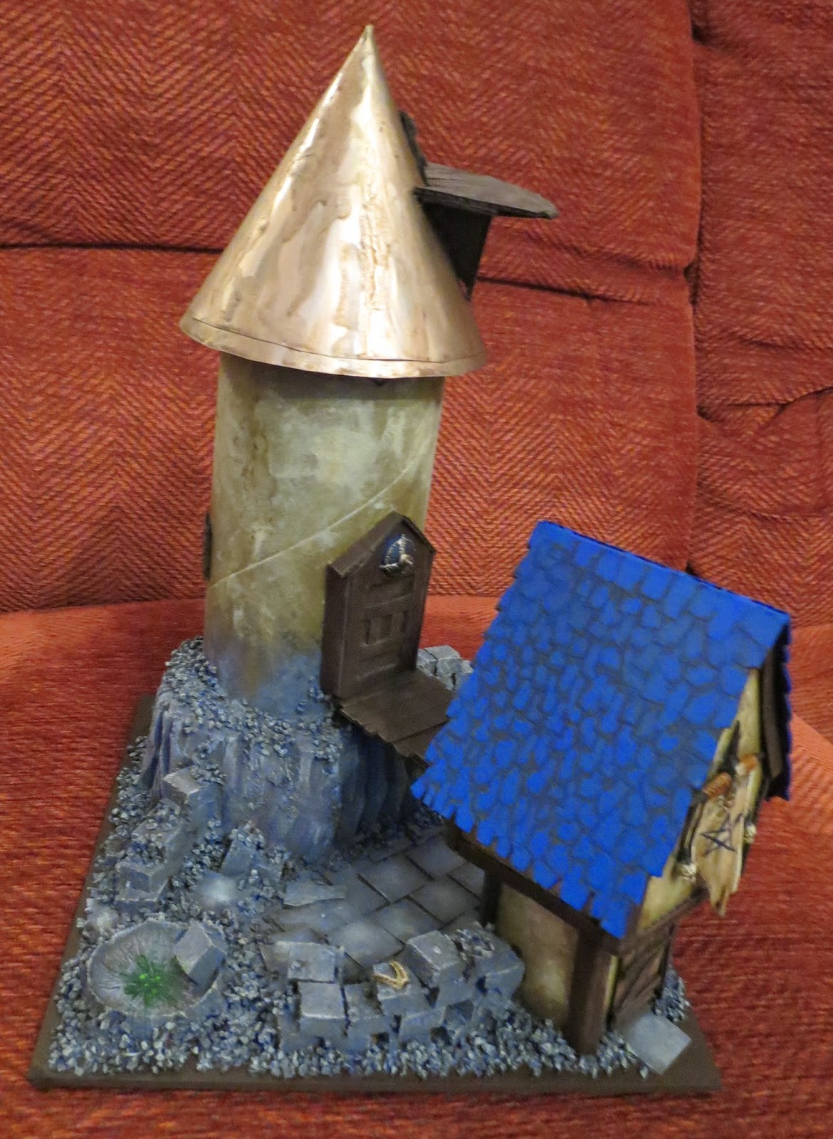 Wizard's Tower WIP IMG_0756