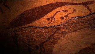حورية البحر بين الحقيقة والخيال  Egyptian-mermaid-paintings