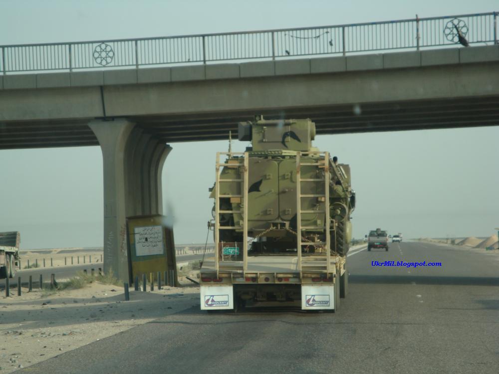 العراق تدرس إمكانية فسخ عقد لشرء 420 مدرعة Iraq3