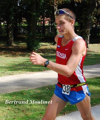 Bertrand Moulinet est élu marcheur de l'année 2012 DSC_8461