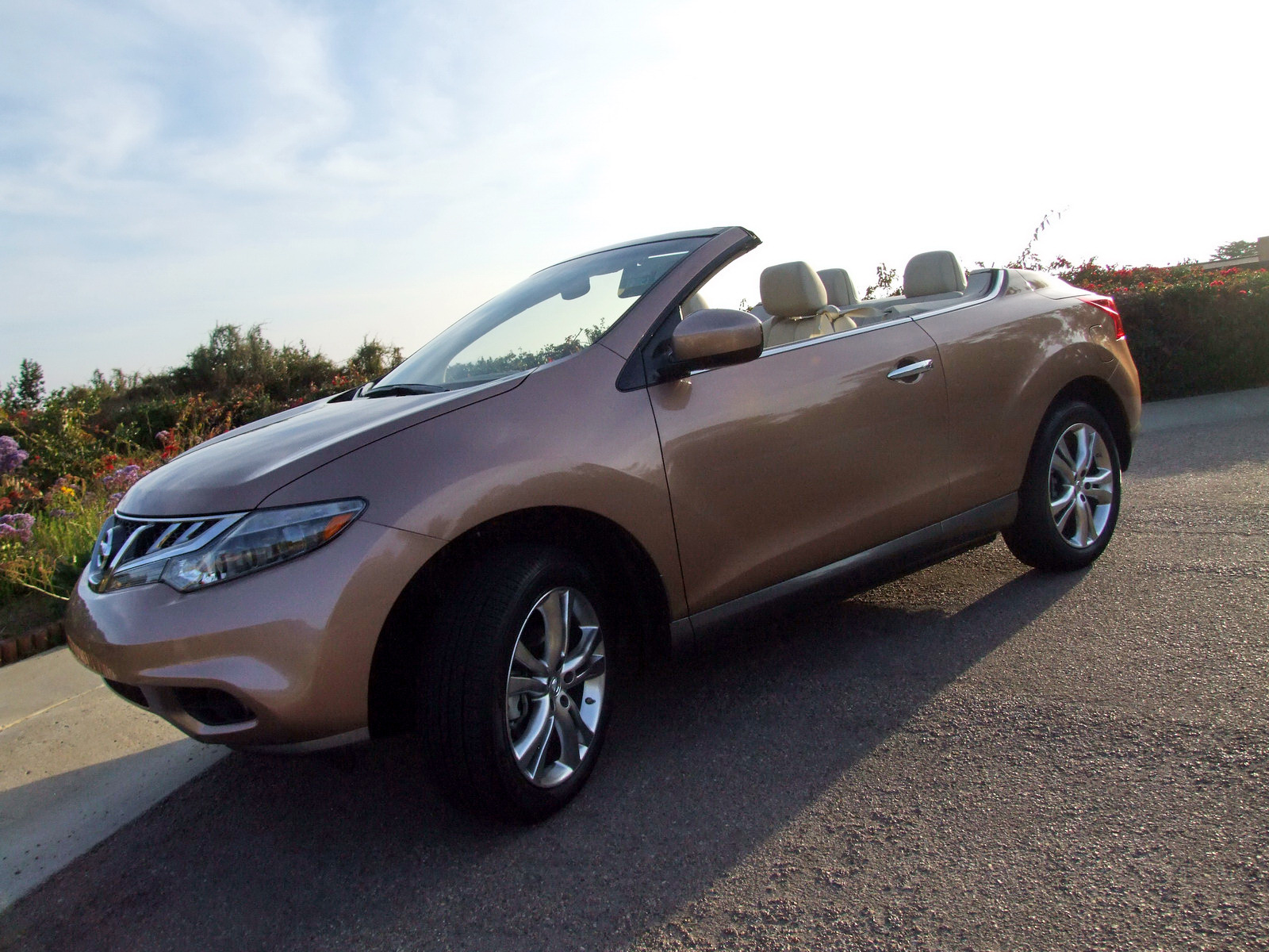 2010 - [Nissan] Murano CrossCabriolet - Page 4 2011-Nissan-Murano-CC-TD-619