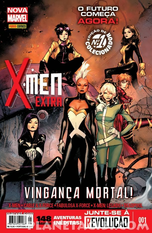 [Quadrinhos] Panini | Nova Marvel | Checklist Fevereiro 2014 - Página 2 PANINI%2BMARVEL%2BX-MEN%2BEXTRA%2B1