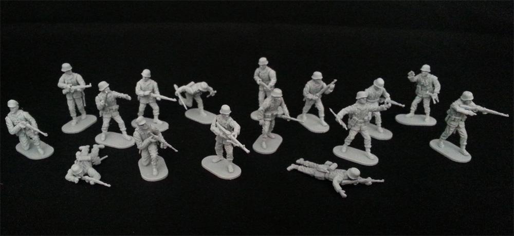 Caesar Miniaturen (1:72/ Assembly Serie) Infanterie43_01