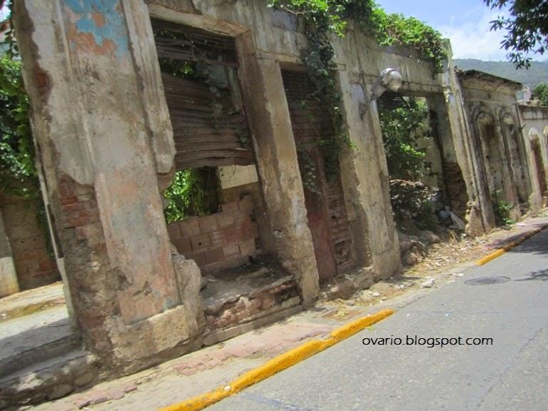 Luego de 16 años de revolución Caracas y la Guaria lucen muy mal  IMG_9517