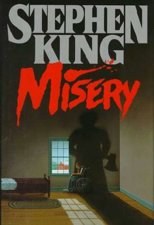 El pequeño gran maestro del Terror: Stephen King Misery