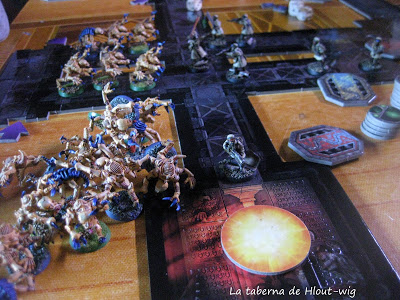 Historias de la guardia (pon un pecio en tu vida) campaña space hulk IMG_5928