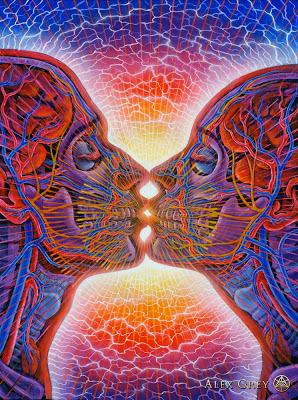 Twin Flame Soulmates  Alex_Grey-The_Kiss