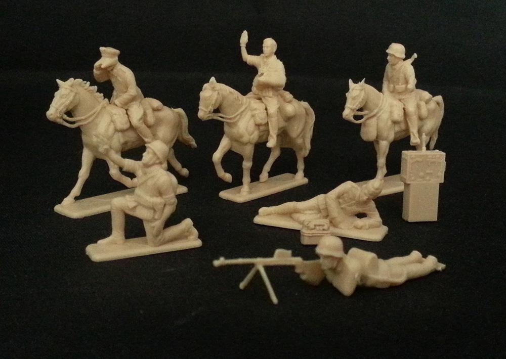 German Cavalry Set von Waterloo 1815. Kavallerie_02