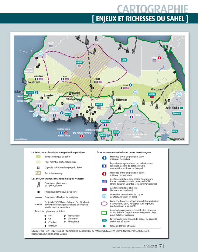 L'intervention militaire française au Mali vise-t-elle à assurer les intérêts d'Areva ? Carte_richesses_sahel-f5c2b