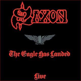 Saxon - Página 2 Theeaglehaslanded