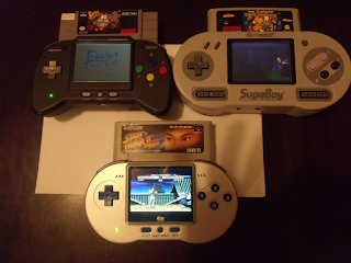 [SNES] Comparatif - Reviews des consoles portables SNES Divers
