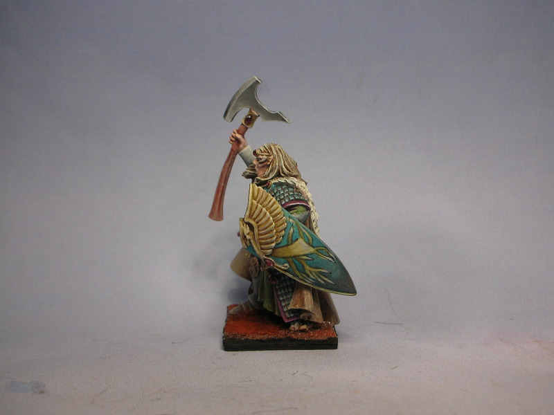 Maybe the beginning of a High Elf army HelddoneHP5