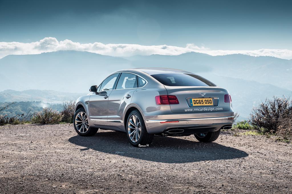 "20?? - [Bentley] Bentayaga ""coupé"" Bentley-Bentayga-Coupe-2"