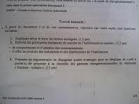 Examens TSC 4