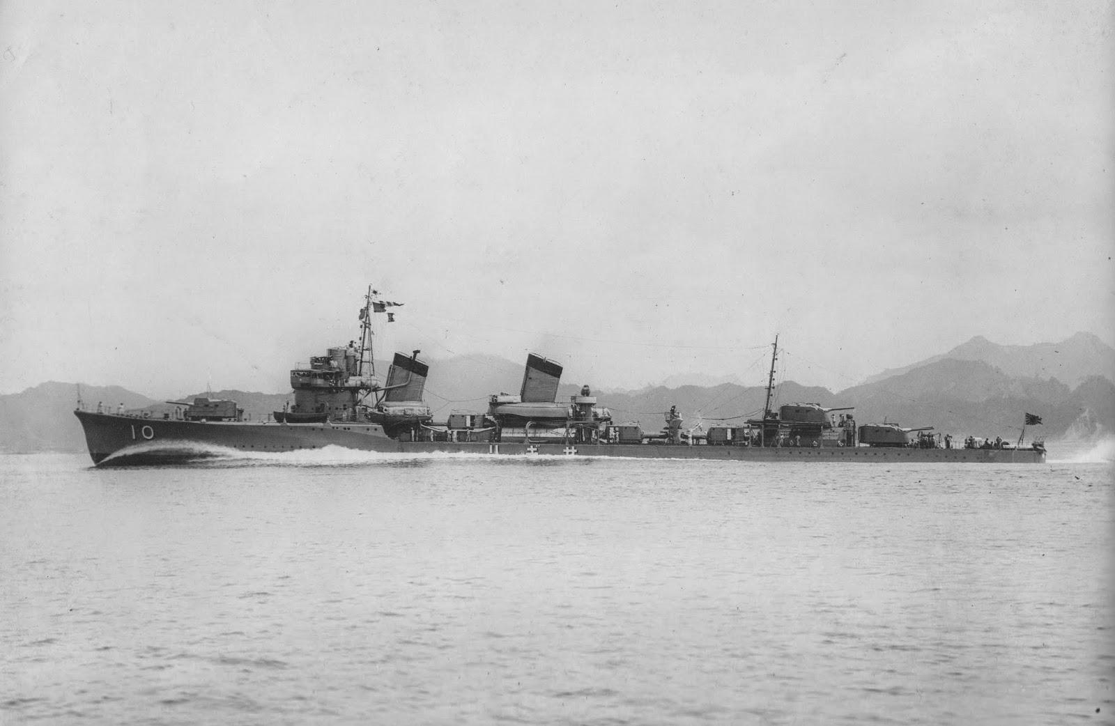 la marine Sagiri1