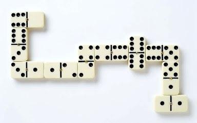 Z-01 - JUEGO SIGUE LA IMAGEN  Domino