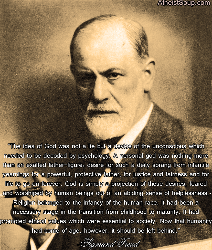 The United States of the Solar System: A.D. 2133 (Book Two) - Page 37 Freud