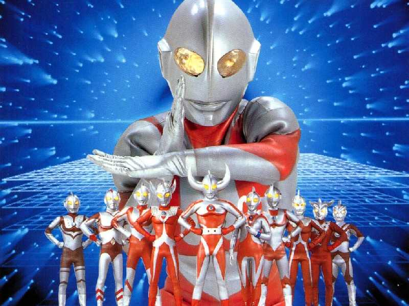Ultraman Movies
