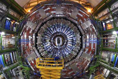 Physicists Just Found 4 New Subatomic Particles That May Test The Laws of Nature  Cern_detector