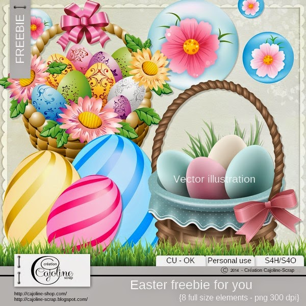 Freebie - Easter freebie for you CU Freebie_cajoline_vi_easterbaskets_cu