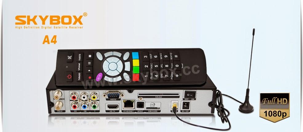ATUALIZAÇÃO SKYBOX SERVE NOS 3 MODELOS ( A3 , A4 , M5 ) 10-04-2014 ! 201311181020127940
