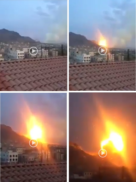 UPDATE: China: Massive Explosion Rocks Chinese Port city of Tianjin: Many feared dead  1%2Byemen1
