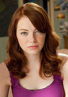 Pip's Character Cafe Emma_stone