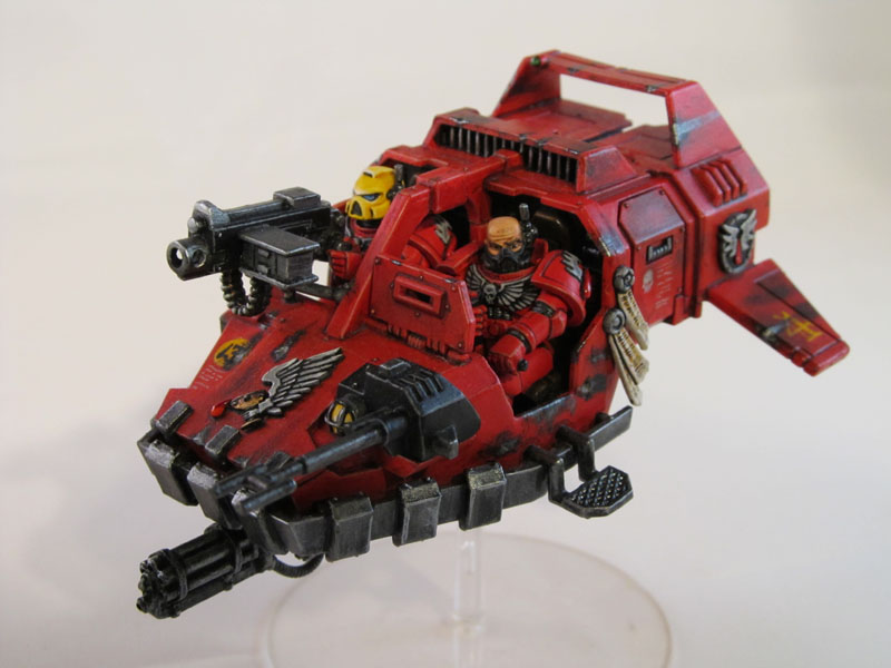 Blood Angel et Compagnie  - Page 2 1111