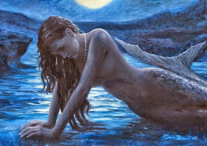 Bienvenidos al nuevo foro de apoyo a Noe #293 / 23.10.15 ~ 29.10.15 - Página 37 Sirenas-bonitas-pinturas-realistas%2B%282%29