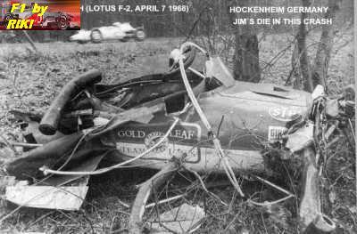 HISTORIA DE LA F1 DESDE 1950 HASTA EL 2000 *F1 By Riky * ACCIDENTE%2BDE%2BJIM%2BCLARK