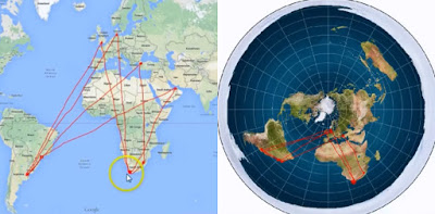 200 Proofs Earth is Not a Spinning Ball Ba-sa