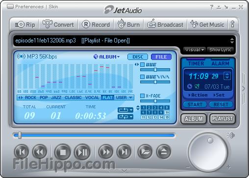 برنامج جيت اوديو jetAudio 436__jetAudio1