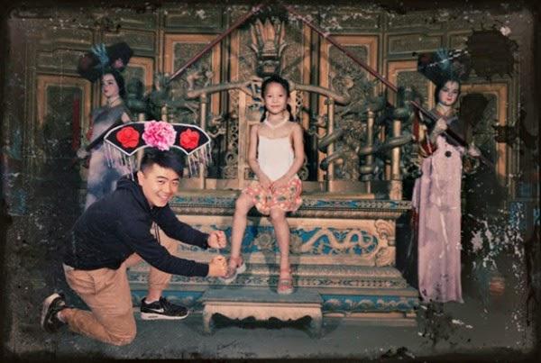 الحب عالطريقة الصينية 4